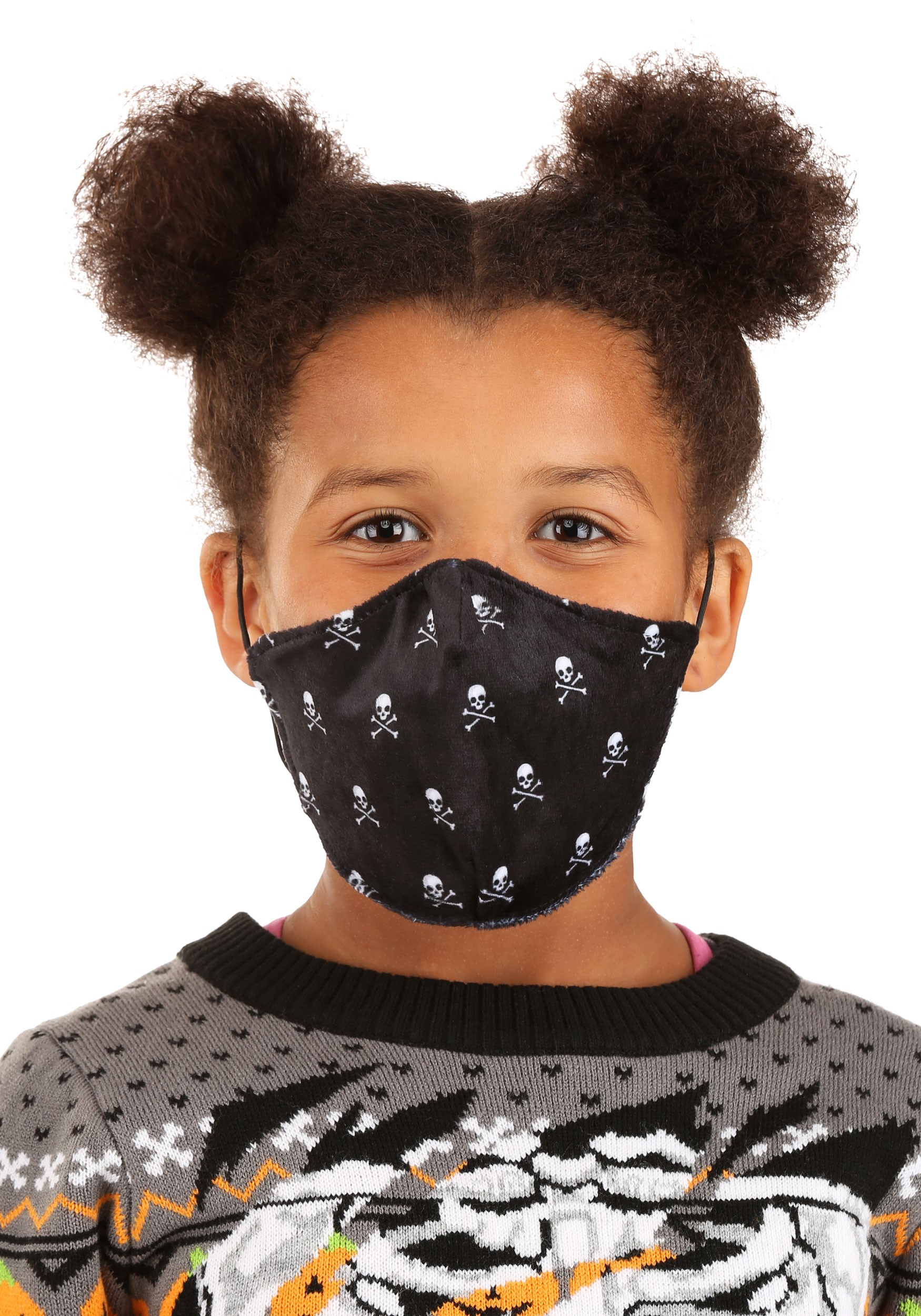 Pirate Sublimated Kids Face Mask