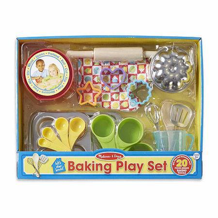 Melissa & Doug Baking Play Set, One Size , Multiple Colors