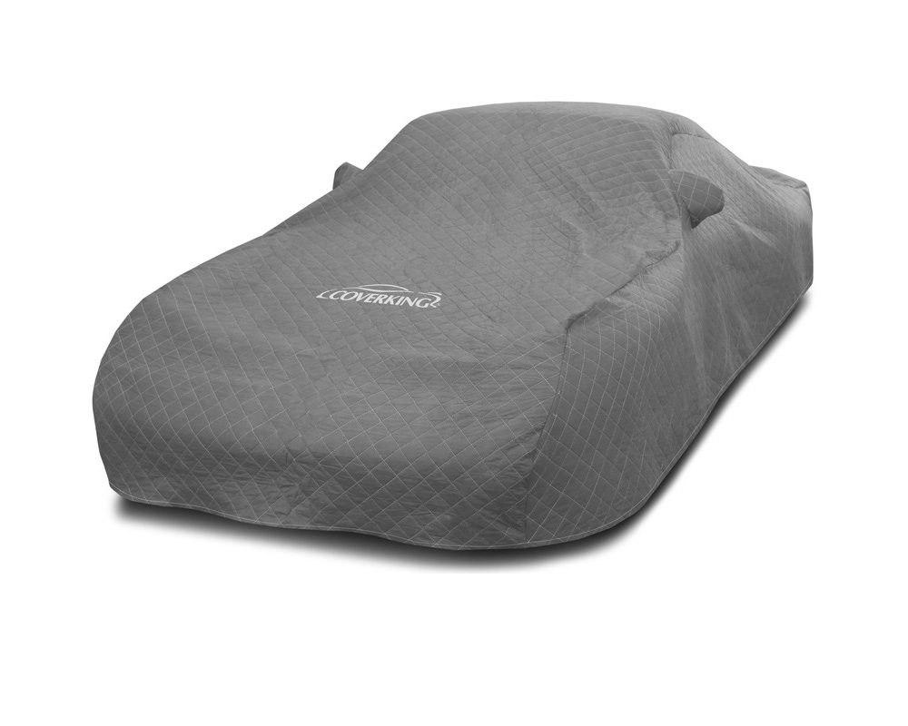 Coverking CVC5MV78GM9695 CVC5MV78 Moving Blanket Grey Custom Car Cover GMC Canyon 15-19
