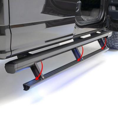 Aries Offroad ActionTrac Powered Running Boards - 3048315