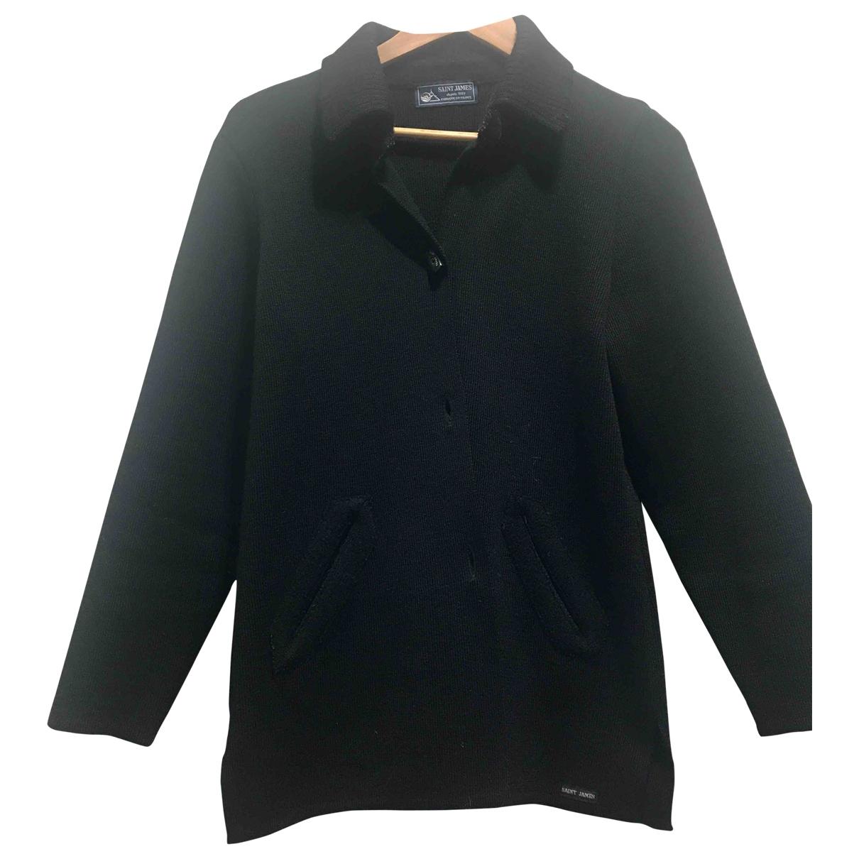 Saint James \N Black Wool Knitwear for Women 38 FR