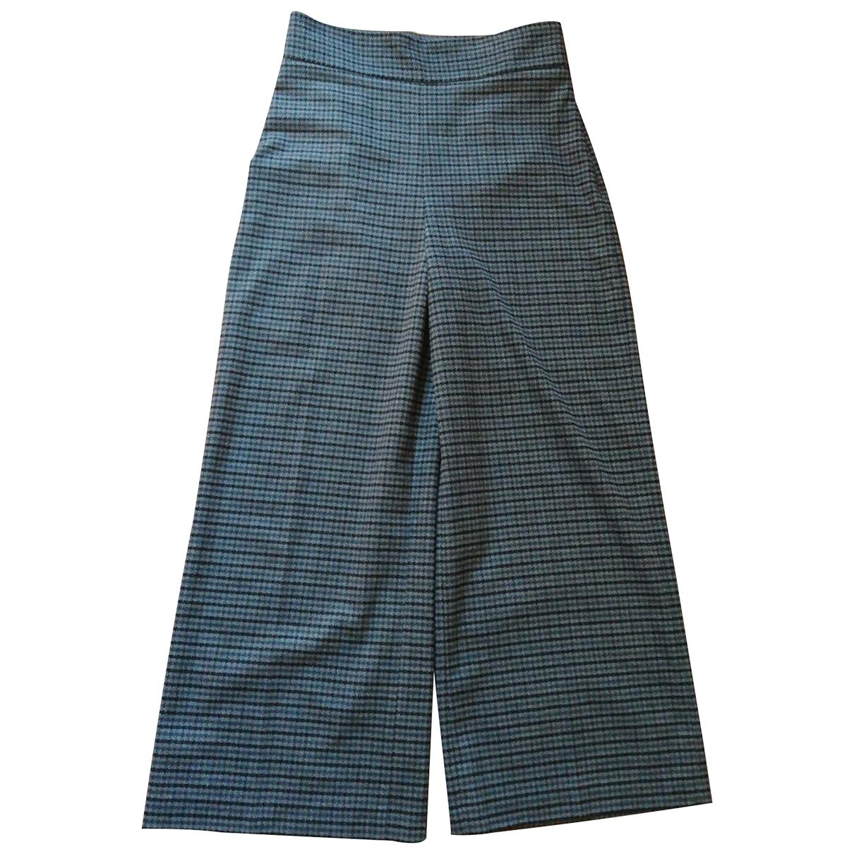 Zara \N Leather Trousers for Women S International