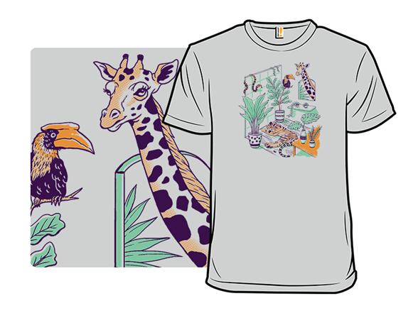 Urban Jungle T Shirt