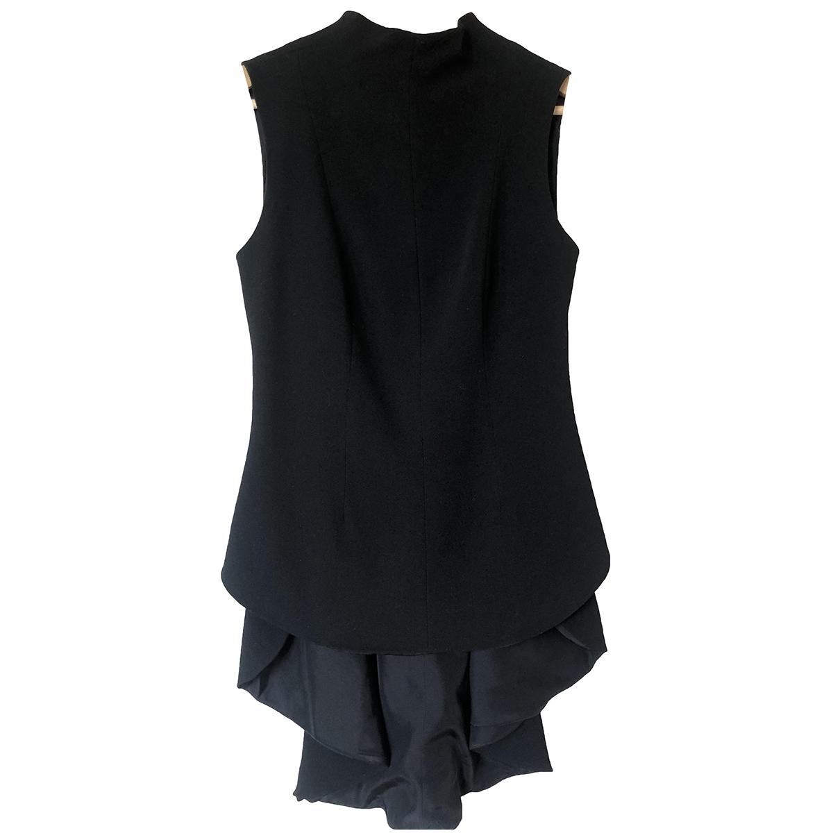The Row \N Black Wool  top for Women 4 US
