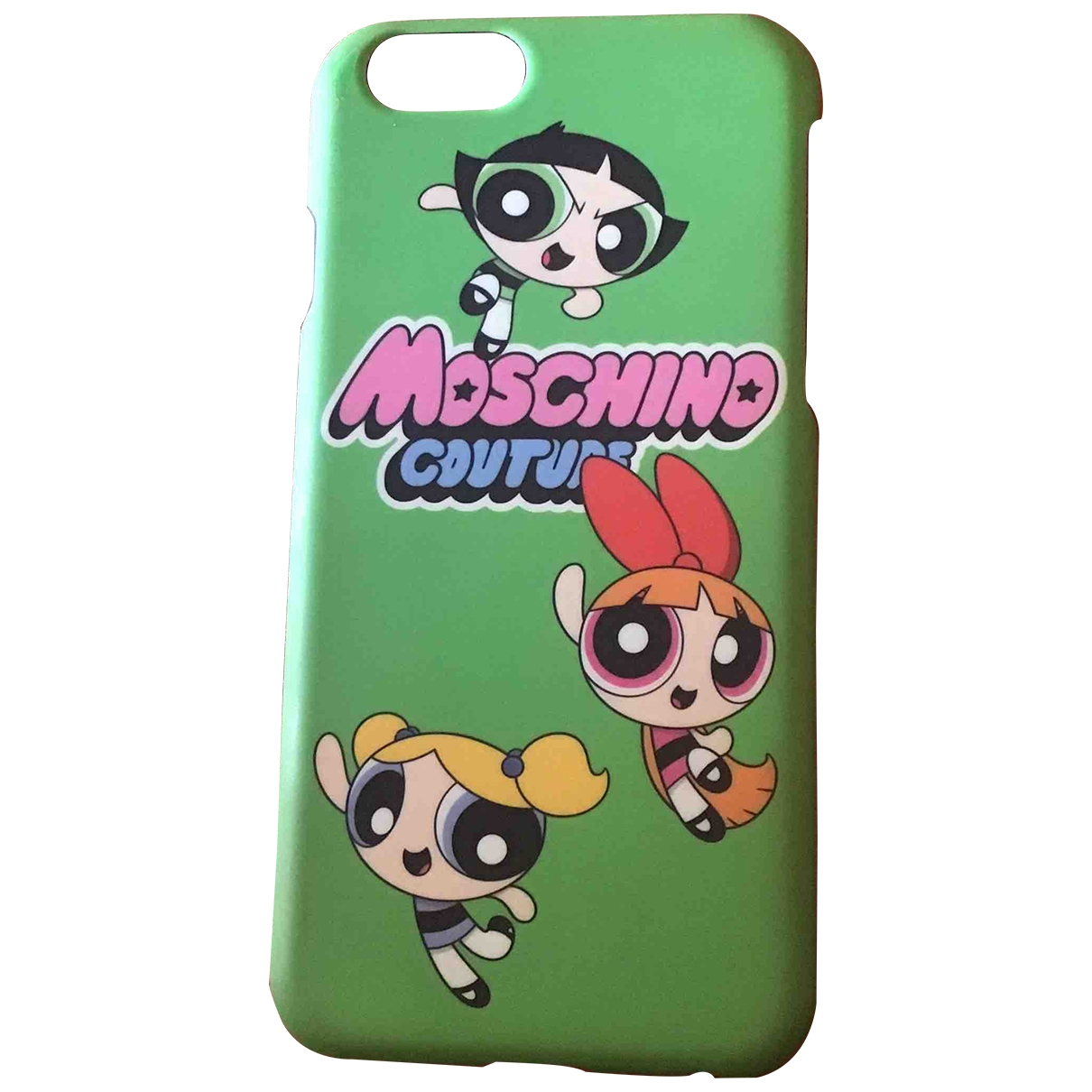 Moschino \N Green Accessories for Life & Living \N