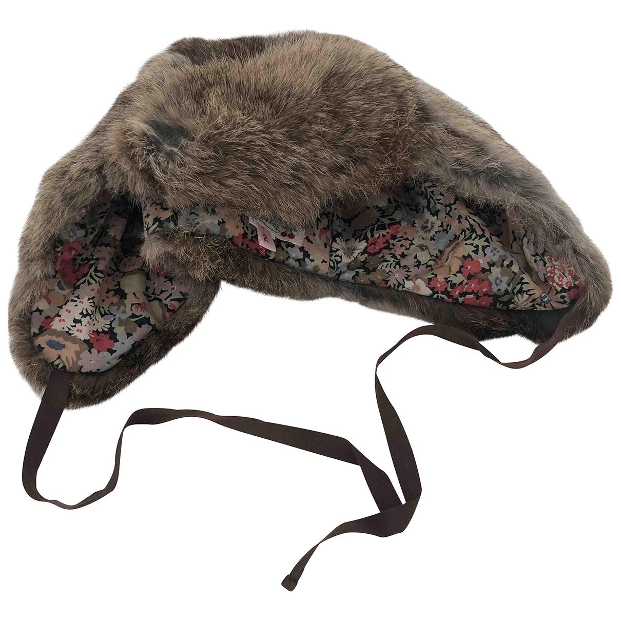 Bonpoint \N Multicolour Rabbit hat & Gloves for Kids \N
