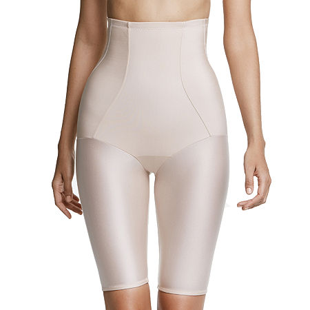 Dominique Kate Firm Control Thigh Slimmers - 3004, 4x , Beige
