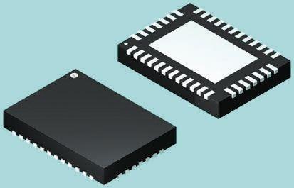 Analog Devices LT3476EUHF#PBF, LED Driver 8-Segments, 2.8 → 16 V, 38-Pin QFN