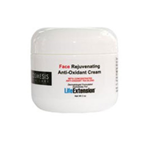Face Rejuvenating Anti-Oxidant Cream 2 oz by Life Extension
