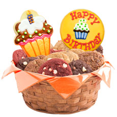 Gift Basket Birthday | Birthday Cookie Delivery