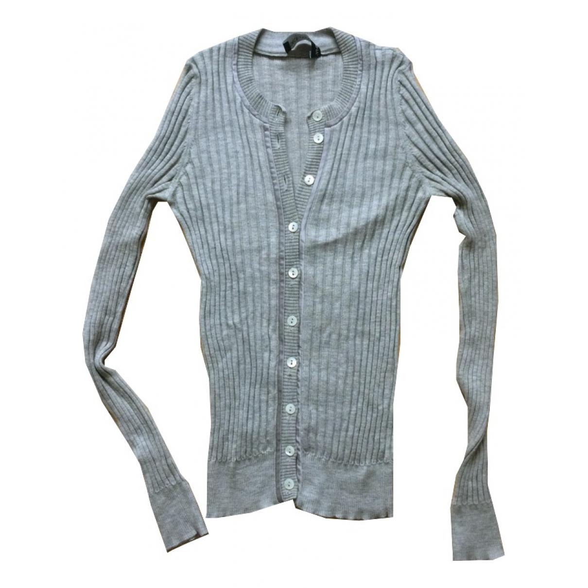 Dolce & Gabbana \N Grey Wool Knitwear for Women 40 IT