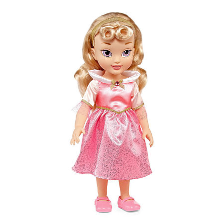 Disney Collection Aurora Toddler Doll (Styles May Vary), One Size , No Color Family