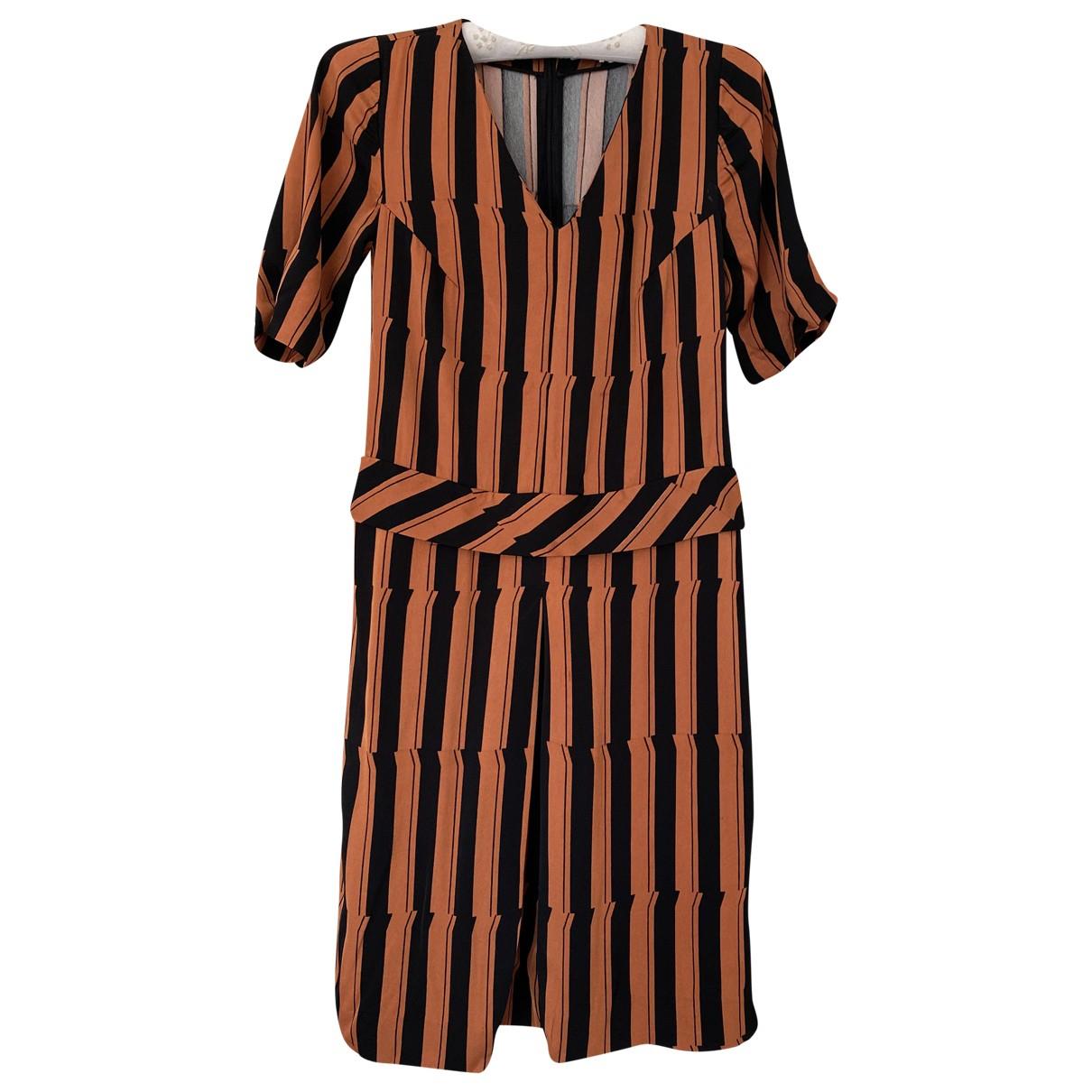 Bimba Y Lola \N Orange dress for Women XS International