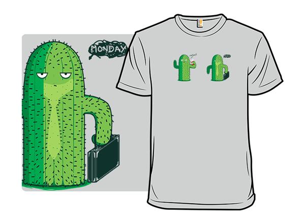 Cactus Life T Shirt