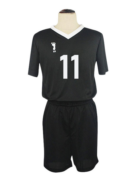 Milanoo Haikyuu Season 4 Haikyuu To The Top Osamu Miya Cosplay Costume