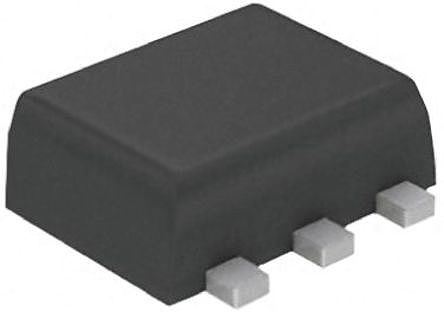 ON Semiconductor NCP170AXV330T2G, Voltage Regulator, 3.3 V, ±1% 6-Pin, SOT-563 (50)
