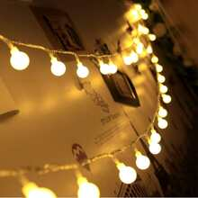 20pcs Bulb Decoration String Light