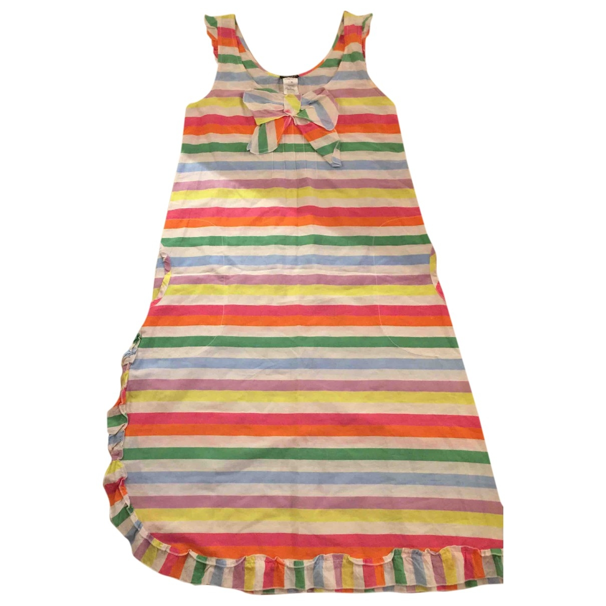 Sonia By Sonia Rykiel \N Multicolour Silk dress for Women 36 FR
