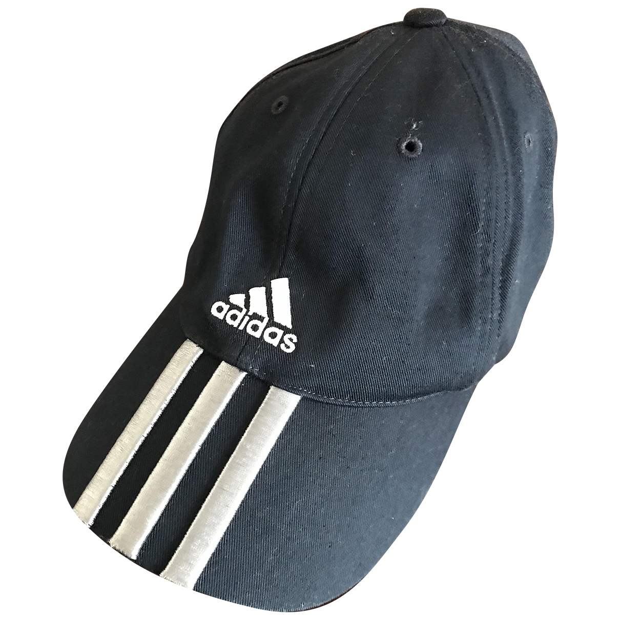 Adidas \N Blue Cotton hat & pull on hat for Men S International