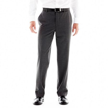 JF J. Ferrar 360 Stretch Slim Fit Suit Pants, 29 30, Black