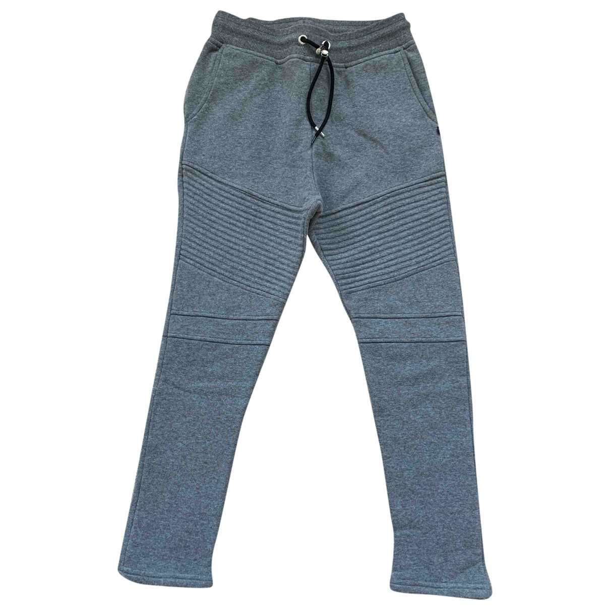 Sweet Pants \N Grey Cotton Trousers for Kids 14 years - S FR