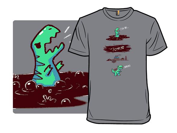 Recyclosaurus T Shirt