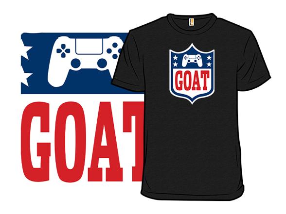 I'm The Goat T Shirt