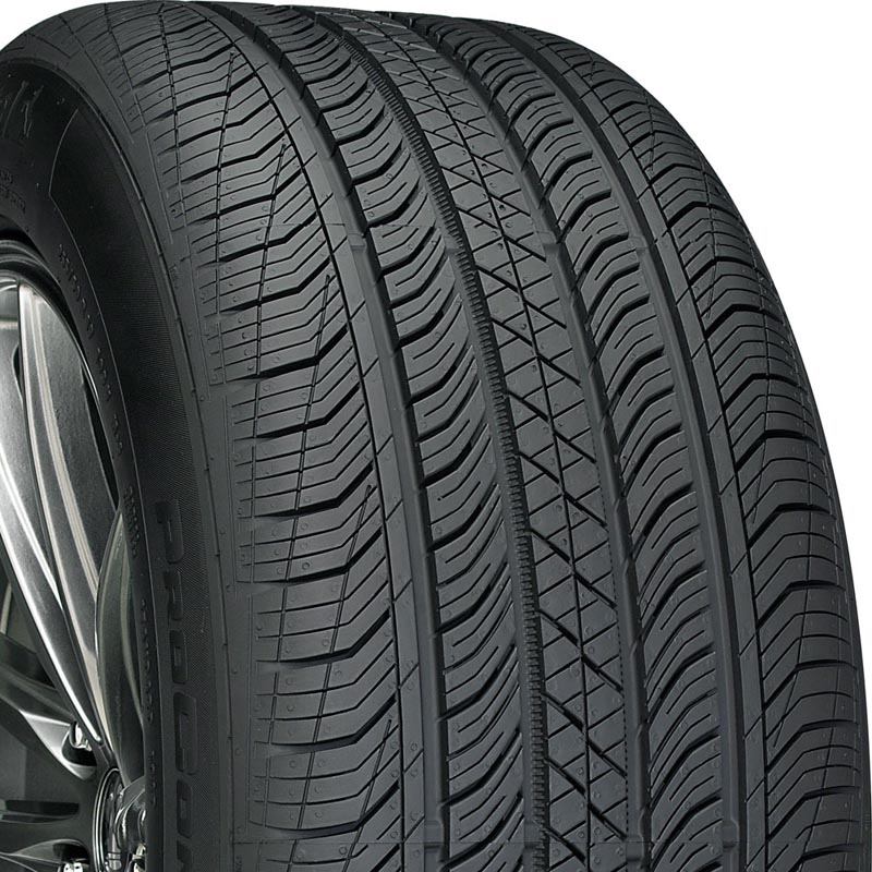 Continental 15501590000 Pro Contact TX Tire 225/50 R17 98HxL BSW VO
