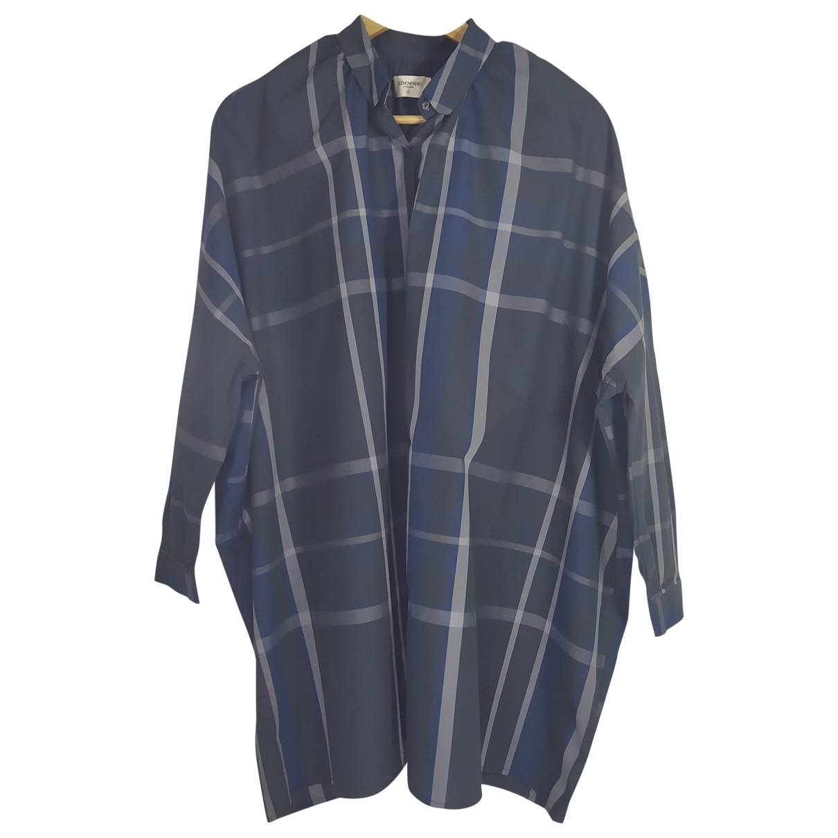 Eleven Paris \N Grey Cotton  top for Women One Size FR