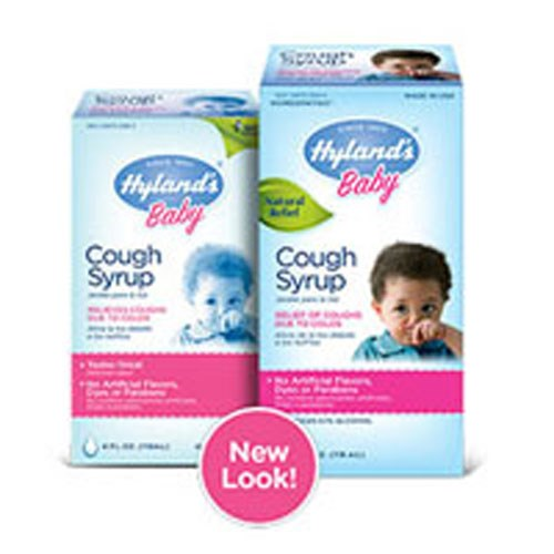 Baby Cough Syrup 4 OZ by Hylands