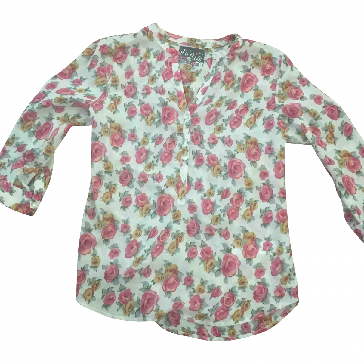 Non Signé / Unsigned \N Multicolour  top for Women S International