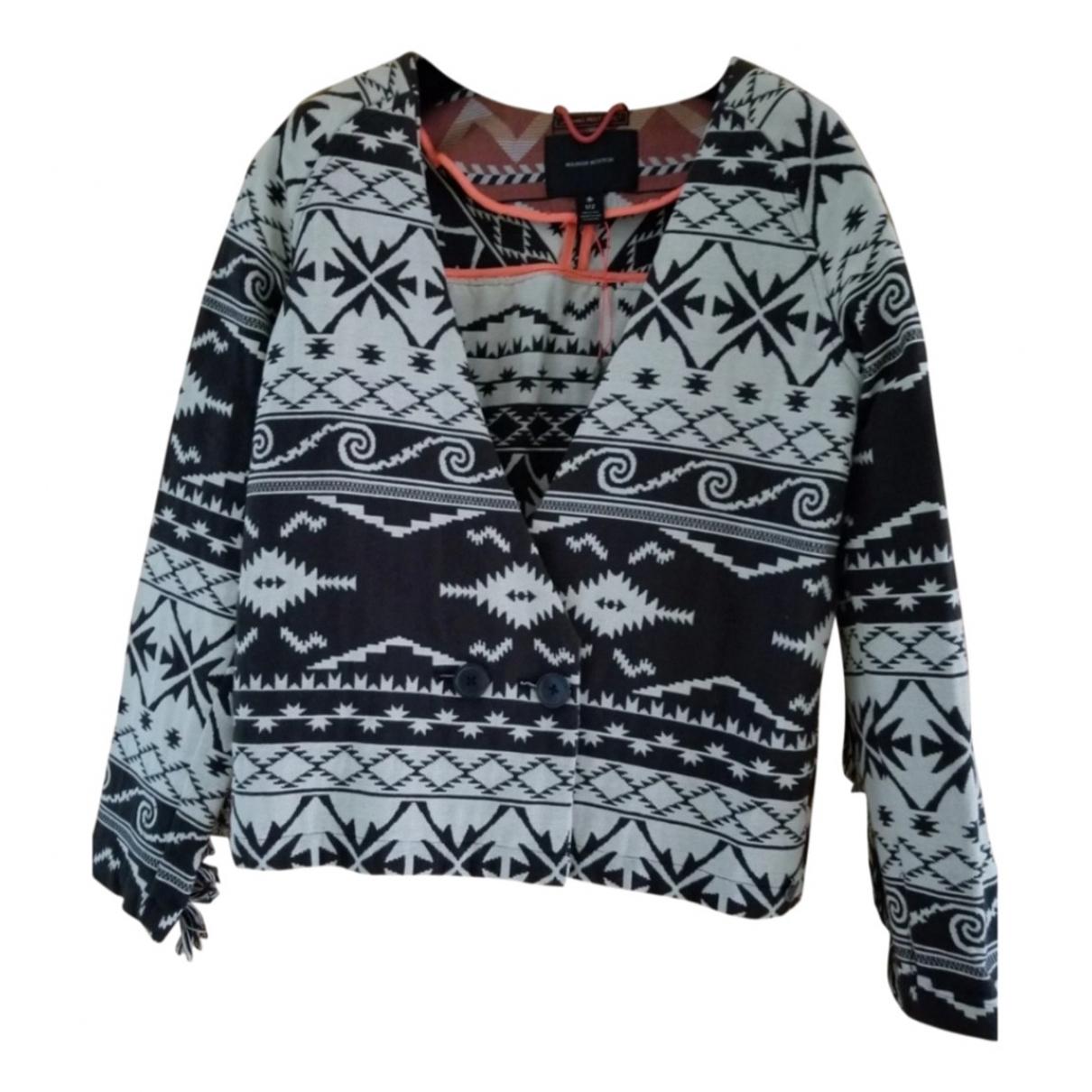 Maison Scotch \N Multicolour Cotton jacket for Women 1 0-5