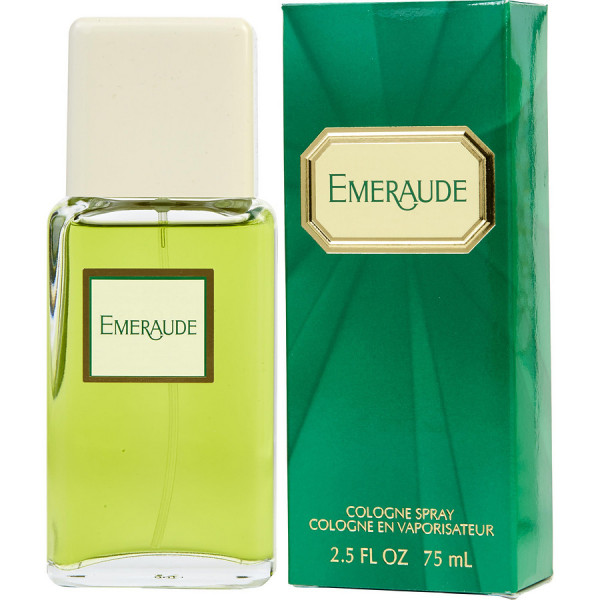 Coty - Emeraude : Cologne Spray 2.5 Oz / 75 ml