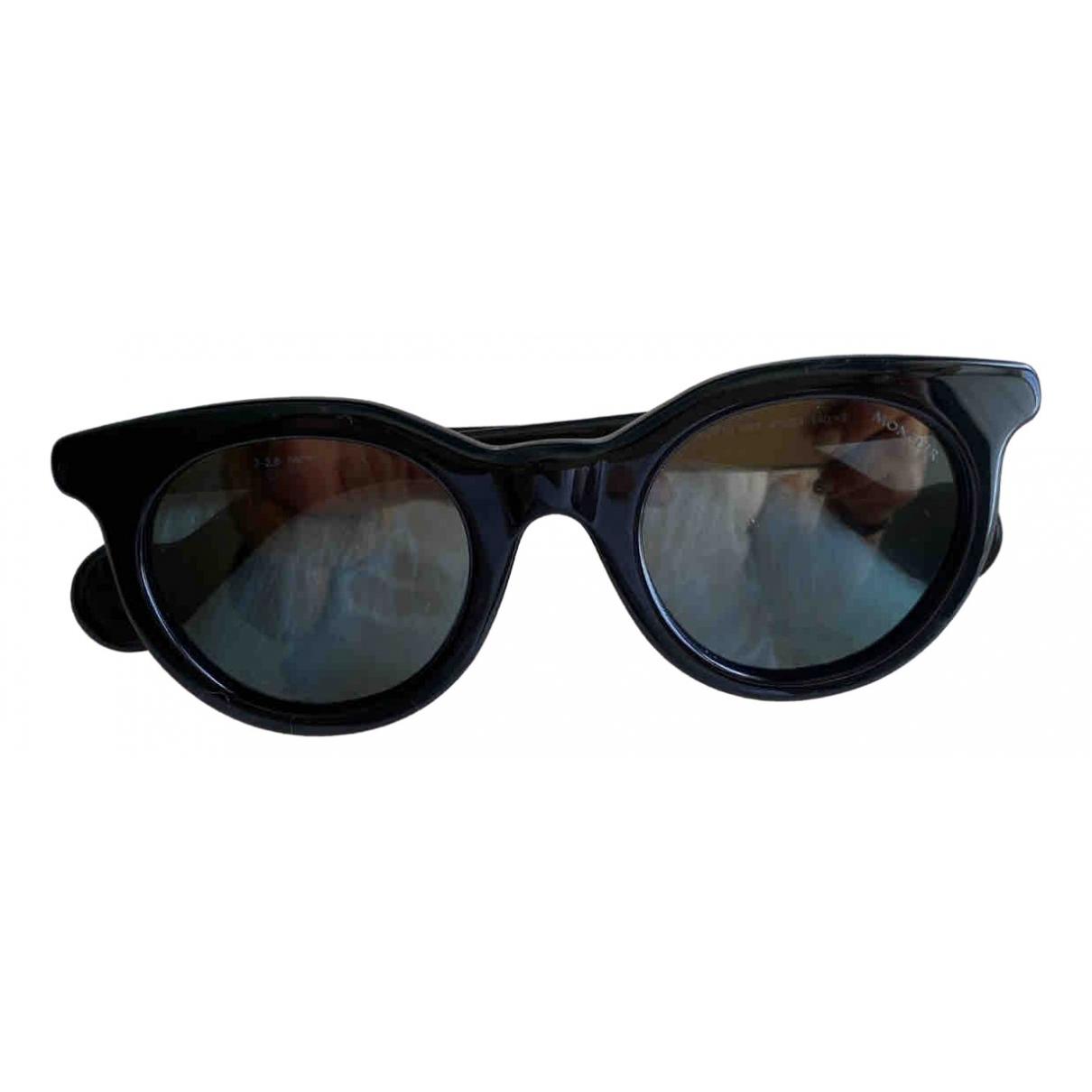 Moncler \N Black Sunglasses for Women \N