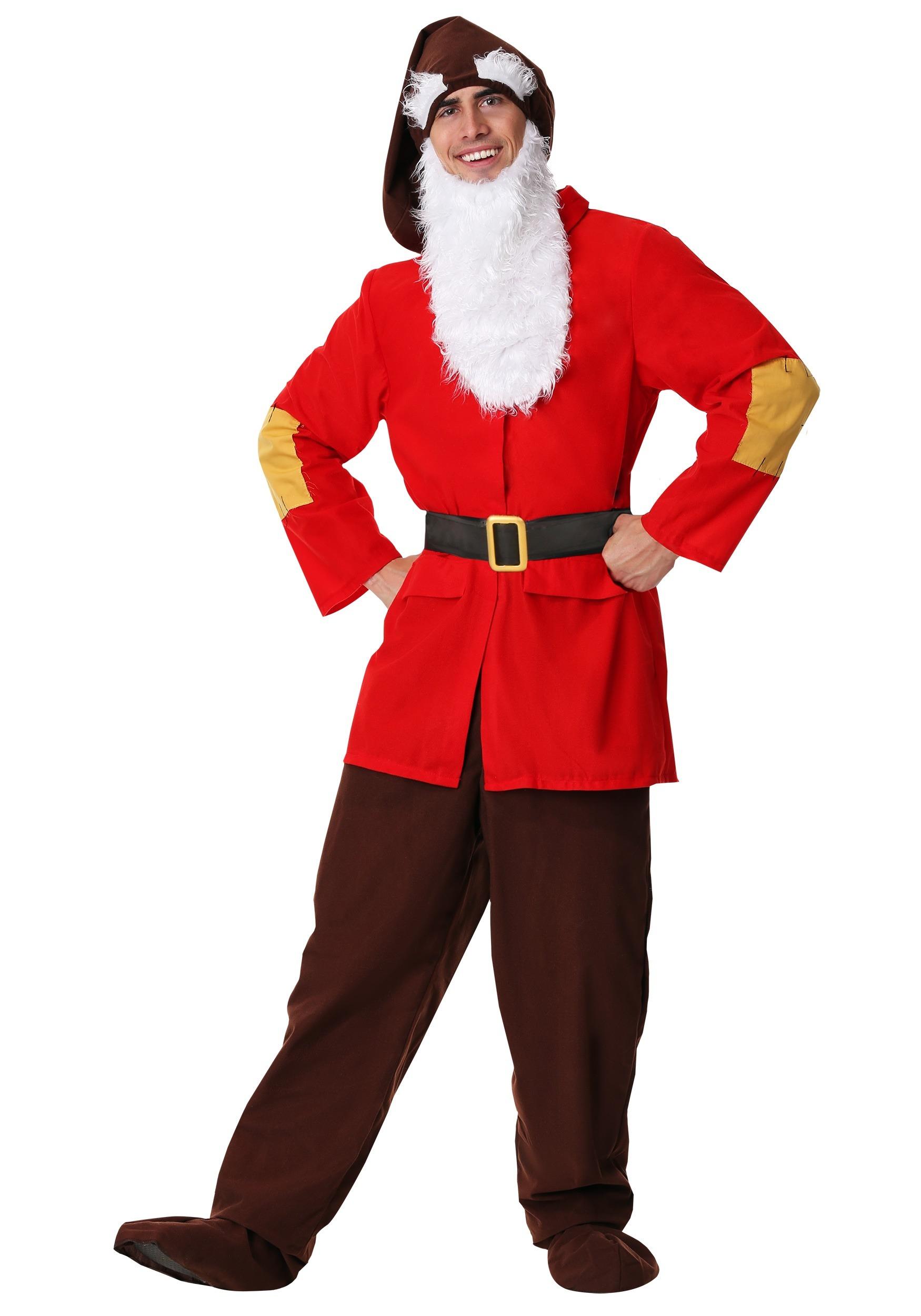 Plus Size Dwarf Costume 2X 3X 4X 5X