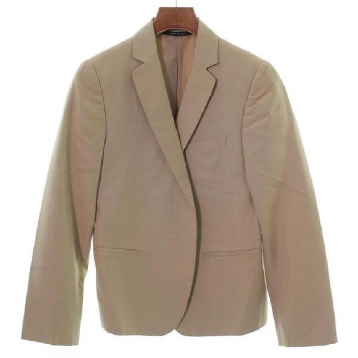 Gucci \N Beige Silk jacket for Women 40 IT