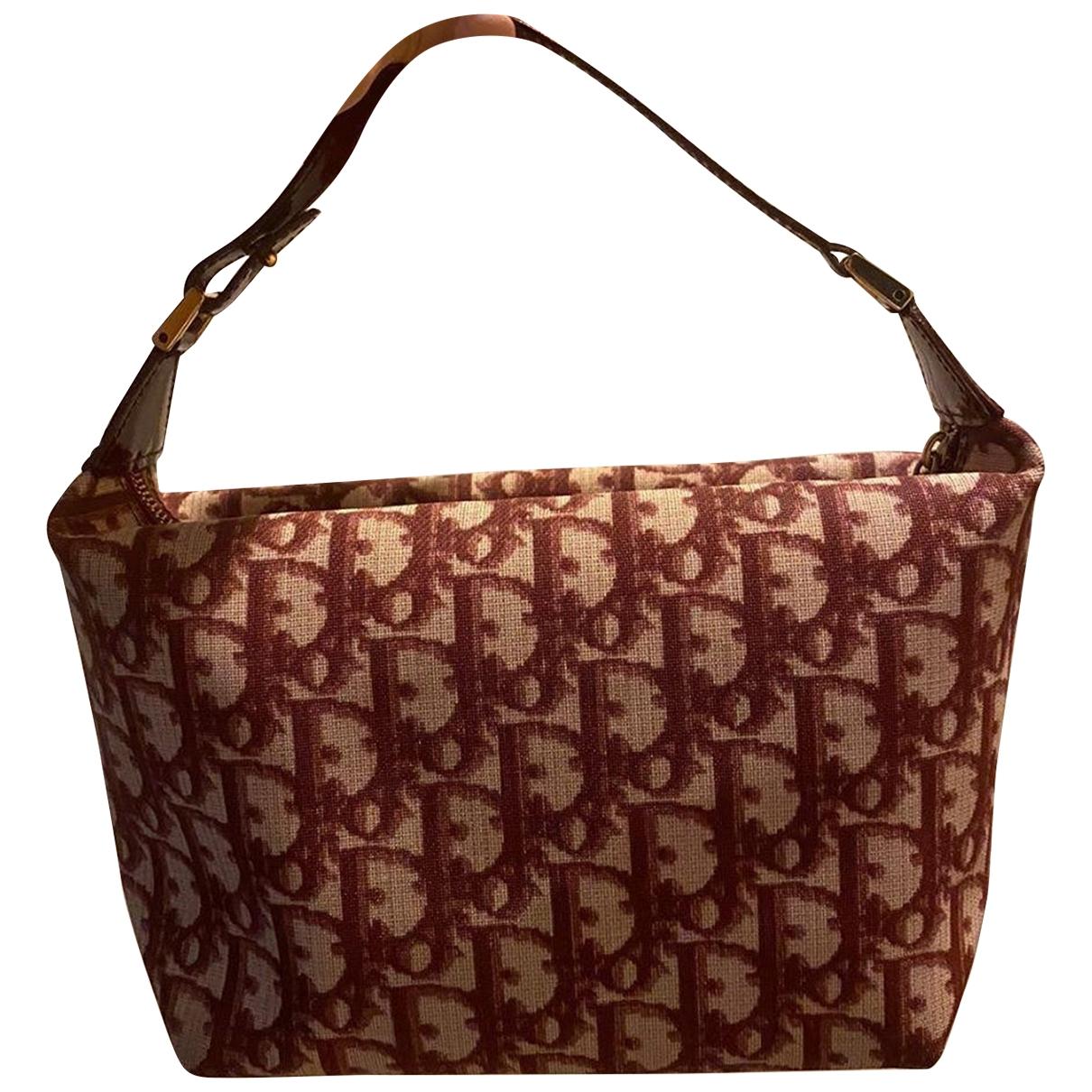 Dior \N Red Cloth handbag for Women \N
