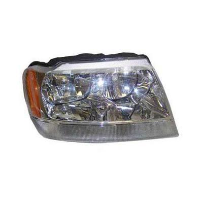 Crown Automotive Headlamp (Clear) - 55155576AE