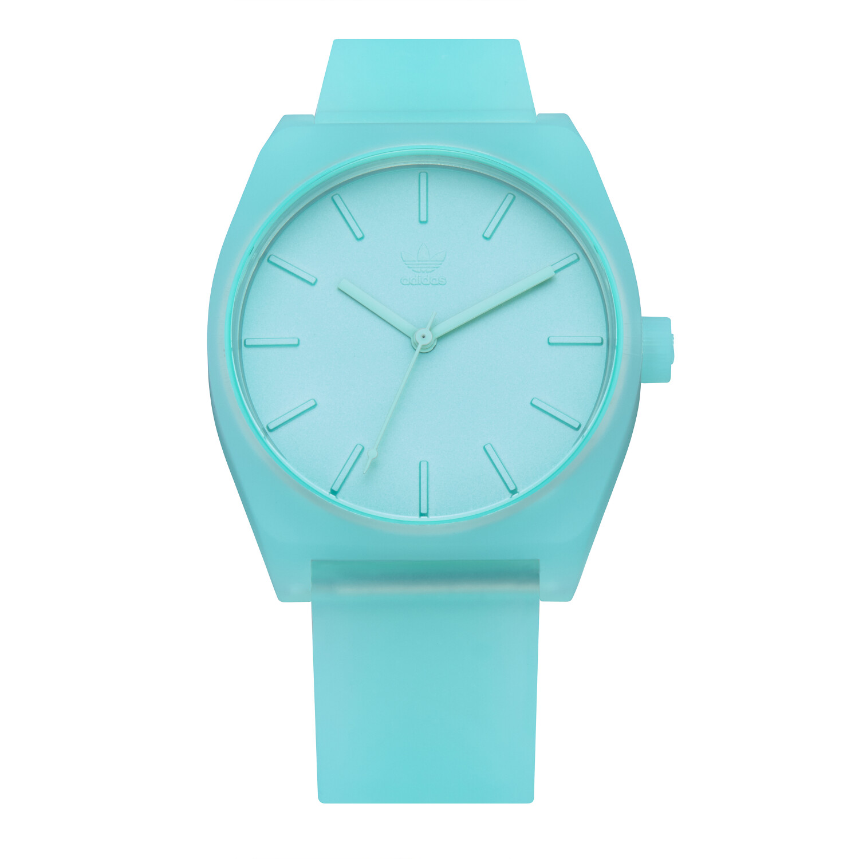 Adidas Men's Process Sp1 Z10 3050-00 Blue Silicone Quartz Fashion Watch