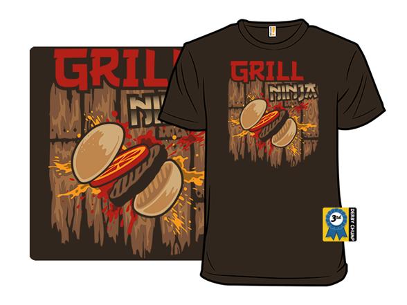 Backyard Dojo T Shirt