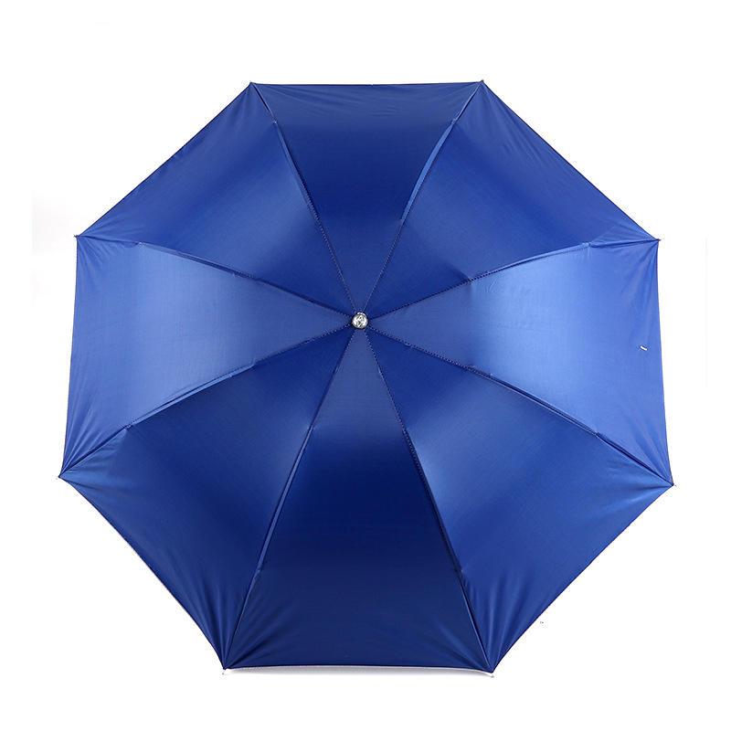Customization LOGO Advertising Umbrella Premium Straight Handle Long Pole UV Umbrella