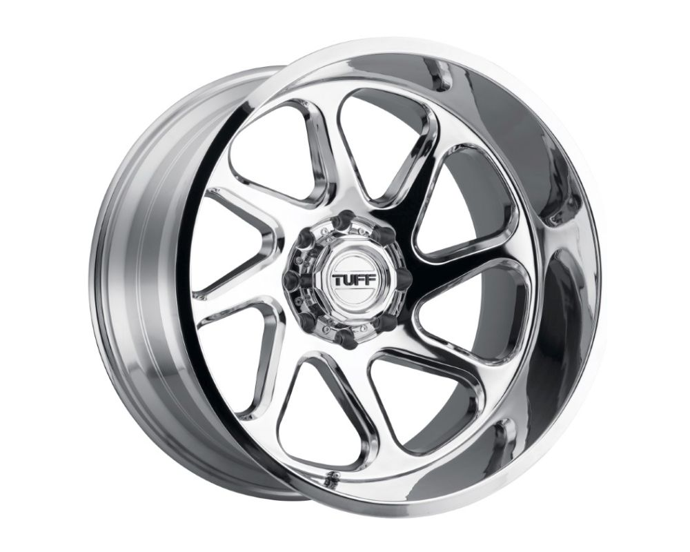 TUFF T2B Wheel 26x14 6x139.70|6x5.5 -72mm Chrome