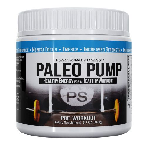 Paleo Pump 5.7 Oz by Pure Solutions
