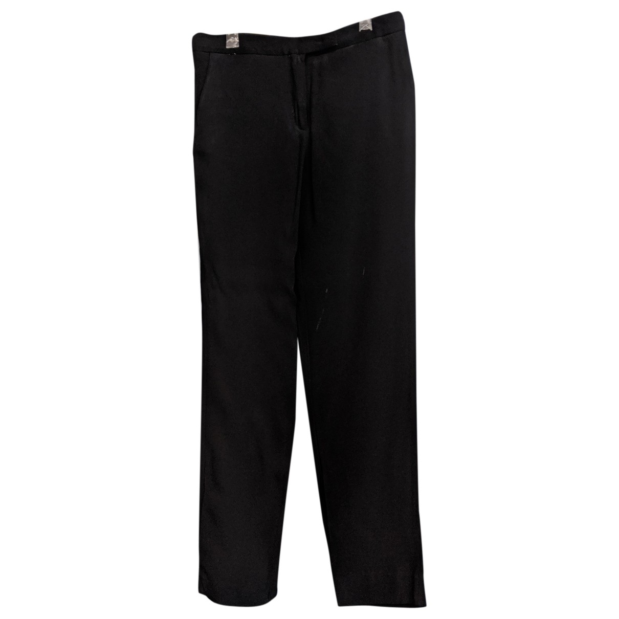 See By Chloé \N Black Trousers for Women 36 FR