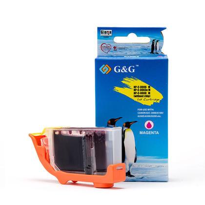 Compatible Canon Fax C855 Ink Canon BCI-3eM Magenta
