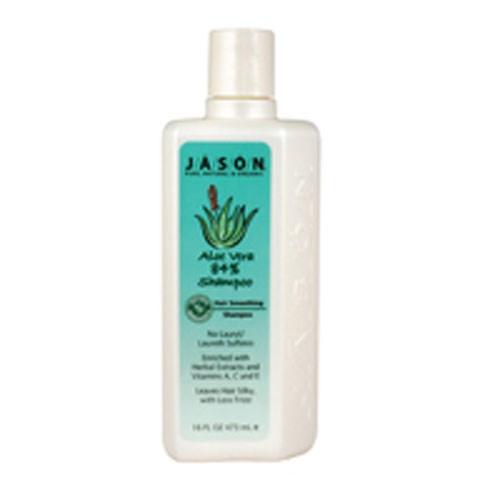 Shampoo Aloe Vera 16 Fl Oz by Jason Natural Products