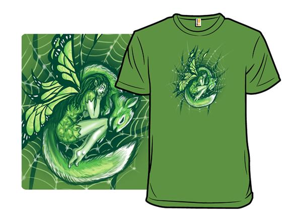 La F??e Verte T Shirt