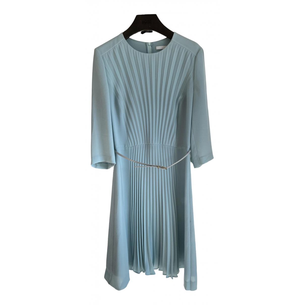 Boss \N Blue dress for Women 8 UK
