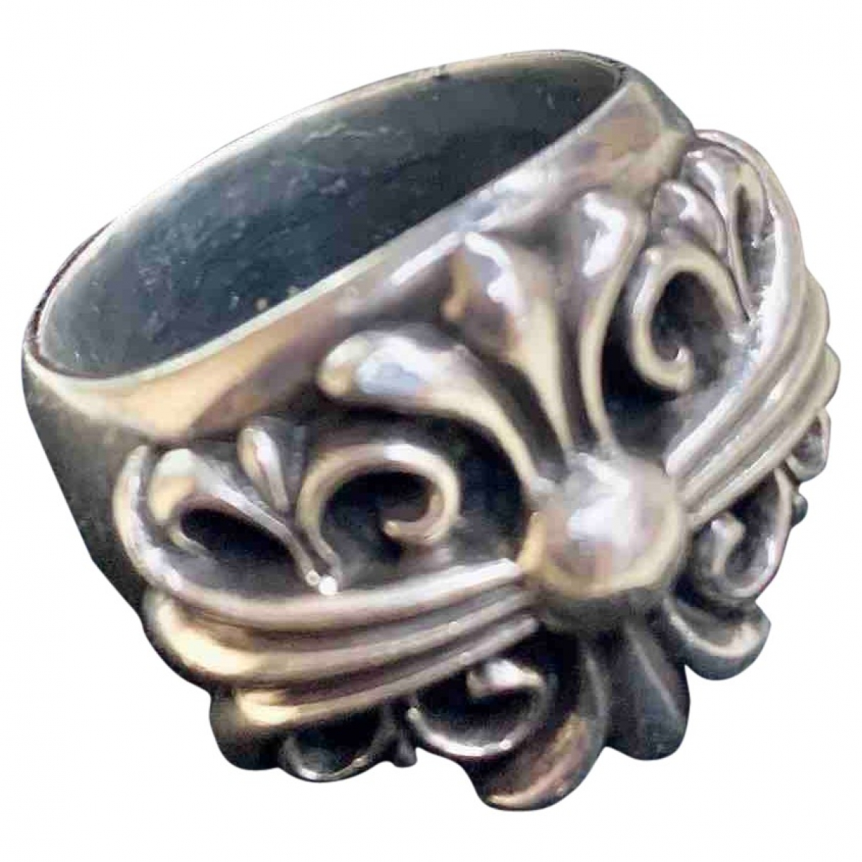 Chrome Hearts \N Metallic Silver Jewellery for Men \N