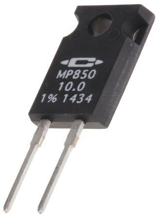Caddock 10Ω Power Film Resistor 50W ±1% MP850-10R-1%